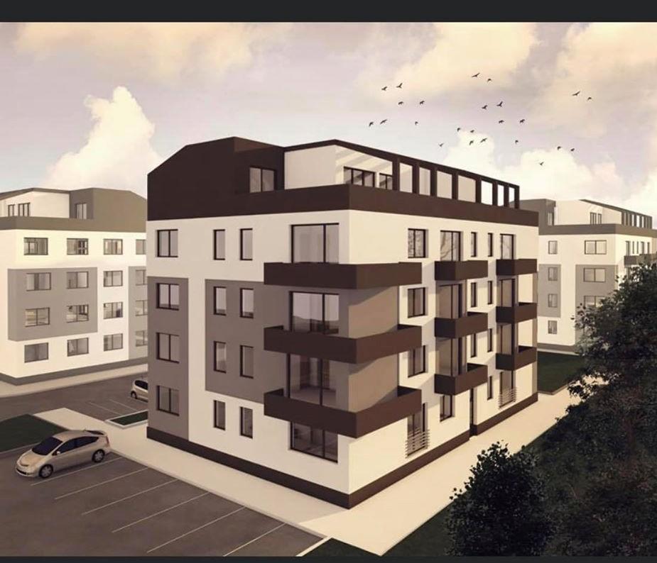 Apartamente cu 2 si 3 camere ansamblu rezidential nou Micro 16