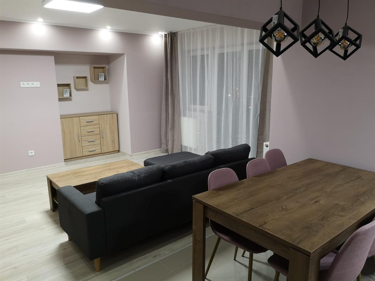 Apartament 4 camere mobilat utilat Ultracentral