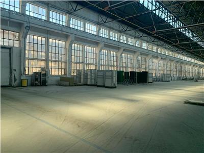 Hale industriale de inchiriere pana la 25 500 mp