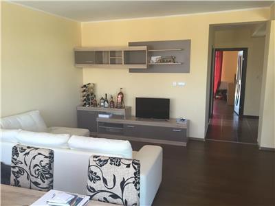 Apartament bloc nou, terasa, semicentral